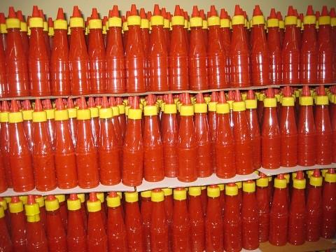 chilli sauce 200 gr- hot taste