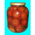 pickled big tomato in jar 1500 ml