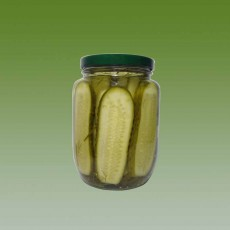Sandwich Slice Pickles