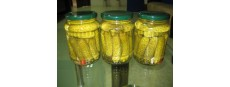 pickled cucumber (gherkin)  6-9 cm 720 ml